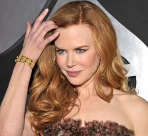 Nicole Kidman, le fourreau froufroute