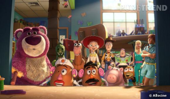"""Dans la catégorie Meilleur Film D'Animation :   """"Toy Story 3""""       Pourquoi ? C'était sans nul doute le film d'animation le plus attendu de l'année 2010. Son succès fut dont à la hauteur des espérances du public."""