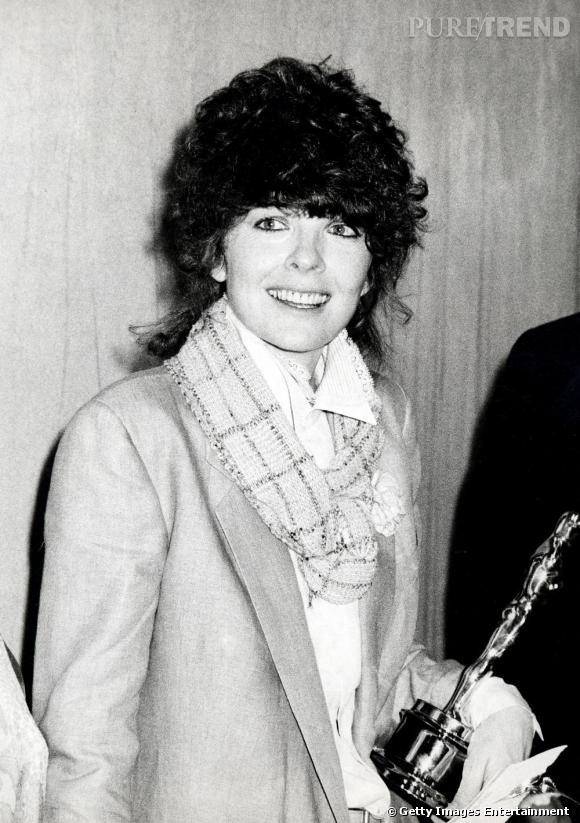 Diane Keaton plus connue sous le nom d' Annie Hall  a été lancée par Coppola et Woody Allen.
