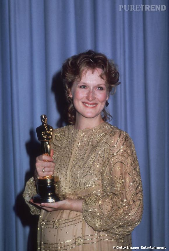 Avec seize nominations aux Oscars, Meryl Streep bat le record longtemps détenu par Katharine Hepburn. Une beauté sans artifice.