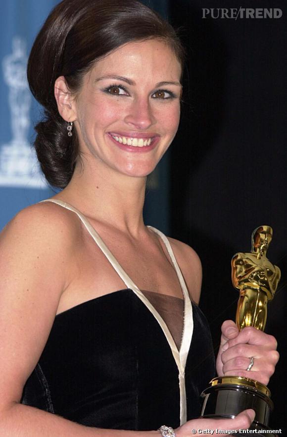 Julia Roberts, l'actrice à l'éternel sourire est une vraie  Pretty Woman .