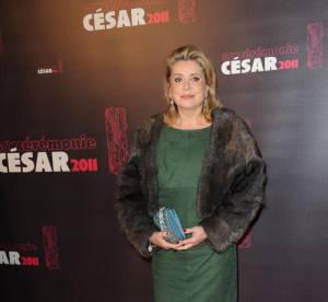 Catherine Deneuve, élégance française