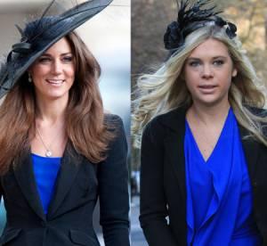 Kate Middleton vs Chelsy Davy : crêpage de chignon à Buckingham Palace