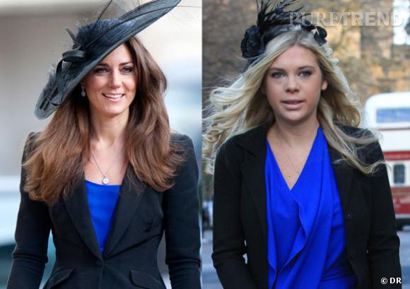 Kate Middleton Vs Chelsy Davy