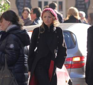 Blake Lively, Mademoiselle enchante Paris