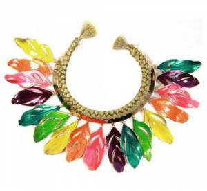 Les bijoux en mode color blocking