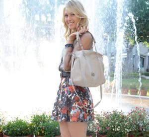 Maria Sharapova, son look girly du printemps... À shopper !