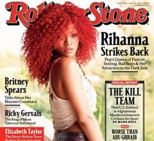 "Rihanna ""I'm not a girl..."""