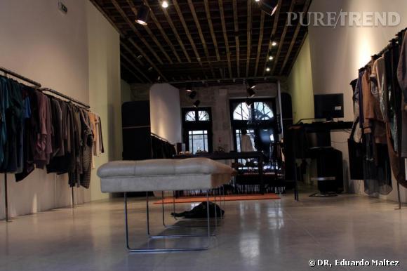 LUIS BUCHINHO, la boutique