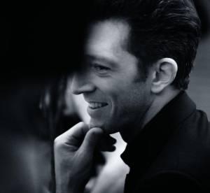 Backstages avec Vincent Cassel pour YSL