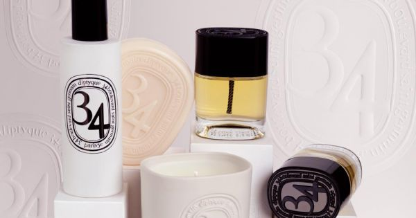 Diptyque f te ses 50 ans for 34 boulevard saint germain paris