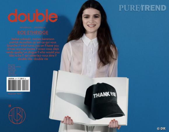 """""""Double"""", numéro printemps-été 2011."""