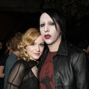Evan Rachel Wood est la plus extrême de nos starlettes en choisissant un homme qui a deux fois son âge et qui en plus s'appelle Marilyn Manson.
