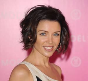 Dannii Minogue, effet d'optique