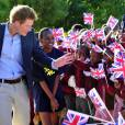 Exit William, Harry est le chouchou au Botswana.