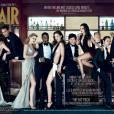 """Ayant marqué l'année 2010, il figure sur la couverture spécial Hollywood de """"Vanity Fair""""."""