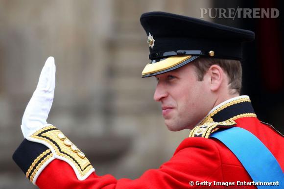 La coiffure du Prince William