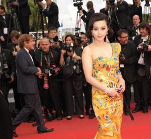 Cannes 2010 vs Cannes 2011 : Fan BingBing et la robe folklorique