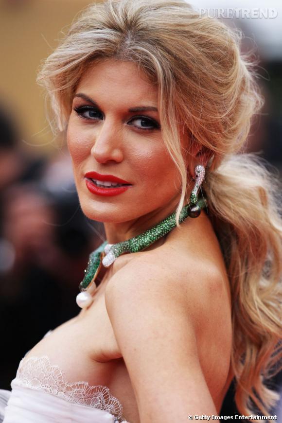 Cannes : les plus belles coiffures du samedi 14 mai    Hofit Golan arbore une ponytail ondulée et sauvage