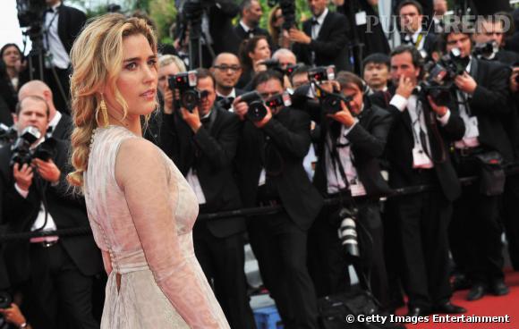 Cannes : les plus belles coiffures du samedi 14 mai    La tresse s'épaissit et se fait sauvage chez Vahina Giocante. Faussement négligée, l'actrice arbore une coiffure hippie chic.