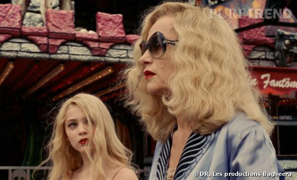 My Little Princess, le premier film d'Eva Ionesco avec Isabelle Huppert et Anamaria Vartolomei, présenté à la Semaine de la Critique, Cannes 2011.