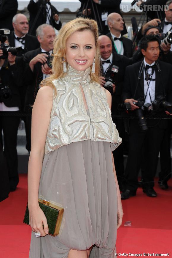 Amanda Palmer, directrice de Doha Tribeca Film, s'y connait côté mode.