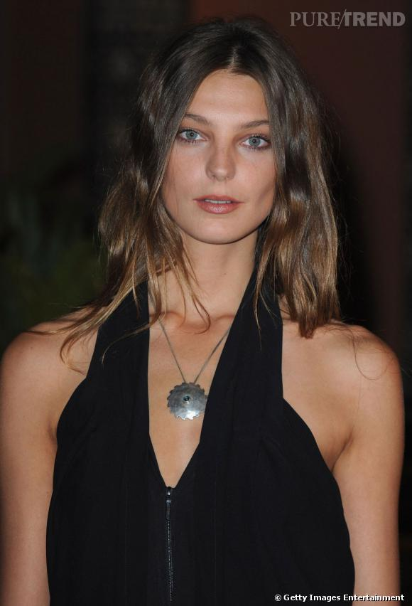 Le secret de beauté de Daria Werbowy.