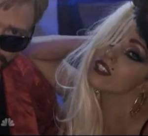 Justin Timberlake et Lady Gaga dans un plan à trois