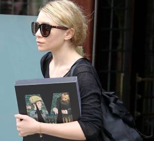 Ashley Olsen, la veuve noire