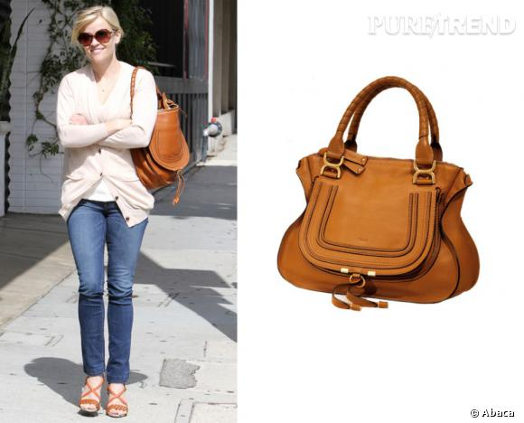 Wanted : le it-bag Chloé de Reese Witherspoon - Puretrend