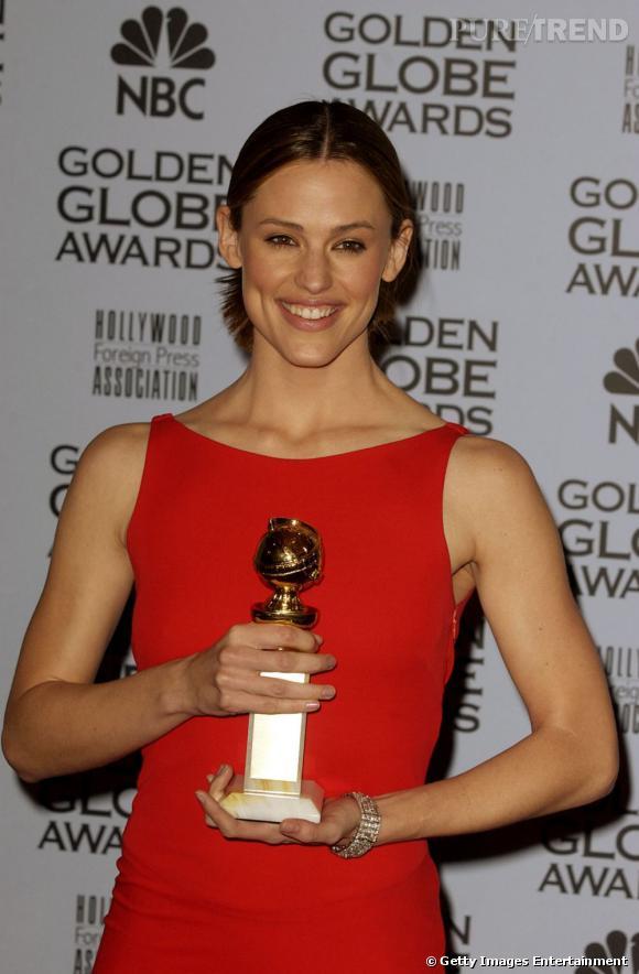 Jennifer Garner a toujours été adepte du sport. Mais arrivé à un stade, il faut savoir dire stop aux poids. Les Golden Globes, ça compte aussi !