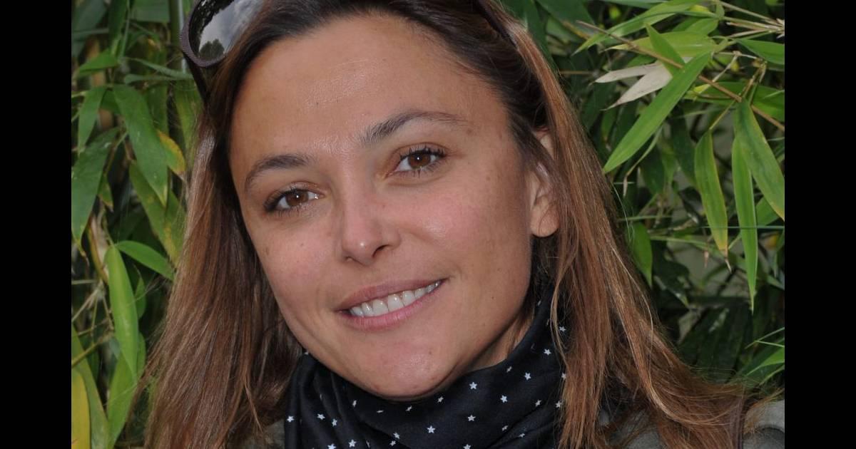 sandrine quetier laisse sa beaut naturelle oprer - Mariage De Sandrine Quetier