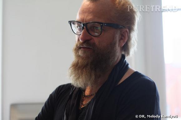 BLK DNM, la nouvelle marque de Johan Lindebergh Johan Lindebergh, rencontre à Paris.