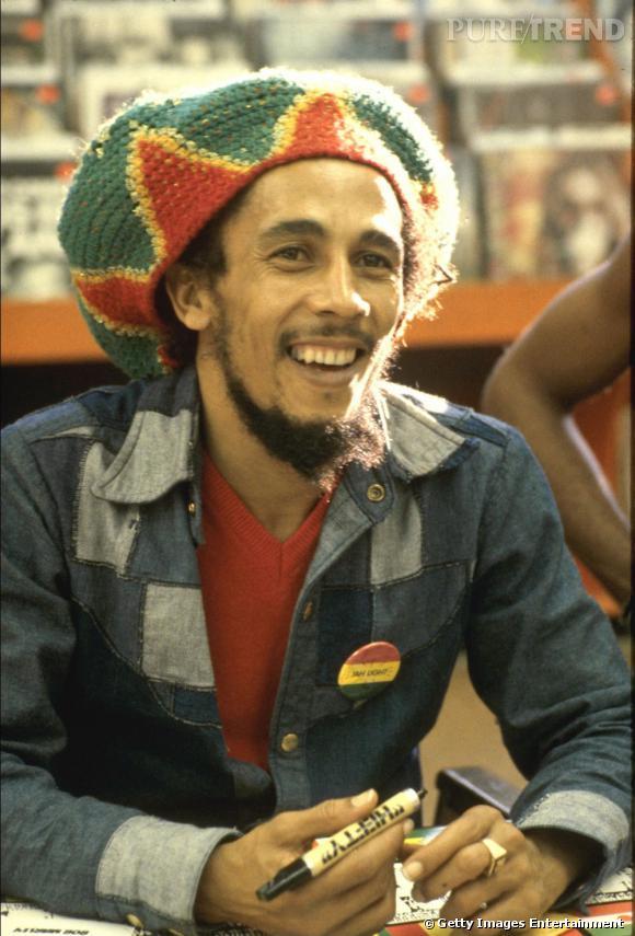 Bob et ses couleurs fétiches : vert, jaune, rouge.