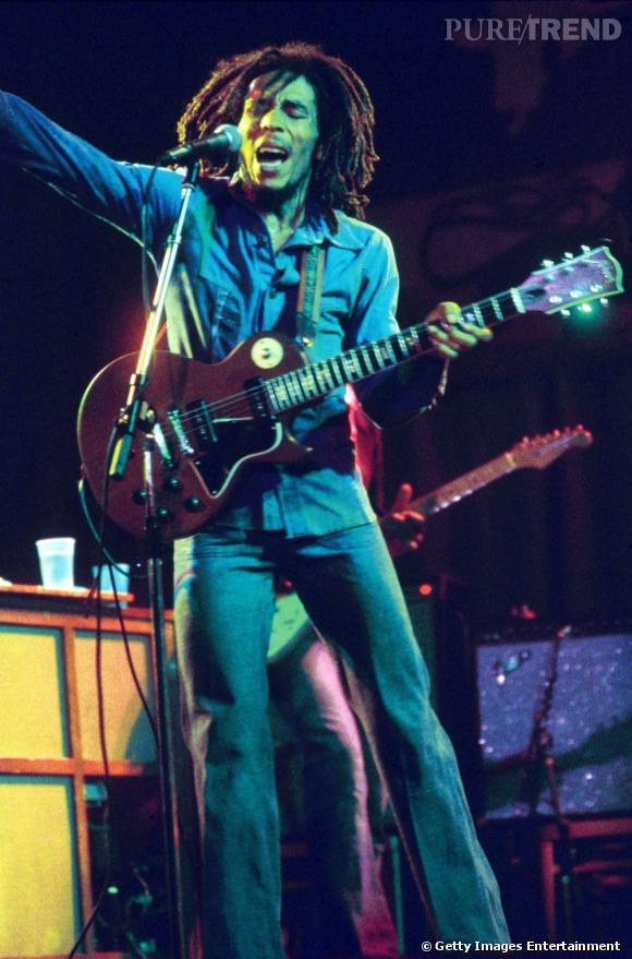 L'allure 70's, Bob a toujours su mêler le chic au cool.