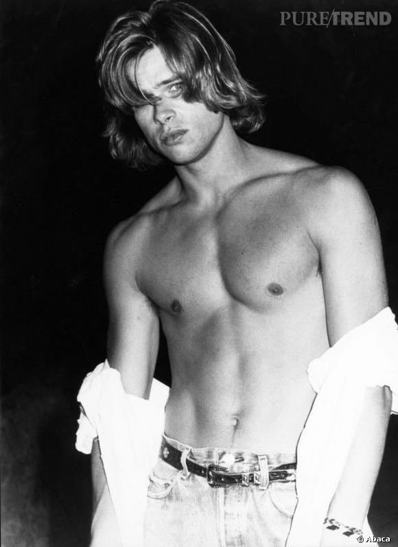 Top 10 des plus beaux torses Nom : Brad Pitt