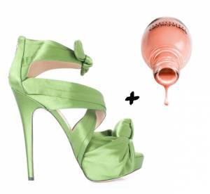Le vernis qu'il faut à vos it-shoes !