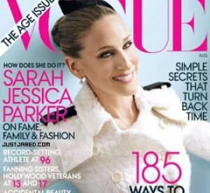Sarah Jessica Parker fait renaître Carrie Bradshaw pour Vogue