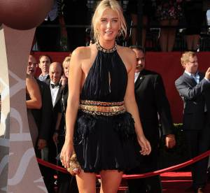 Maria Sharapova sublime le red carped des ESPY
