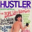 Hustler, octobre 1983.