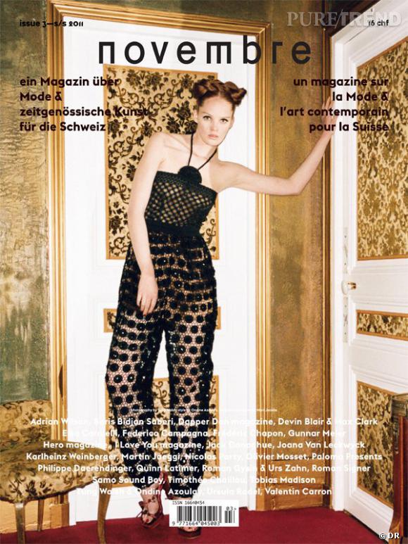 Novembre Magazine, #3 10 €