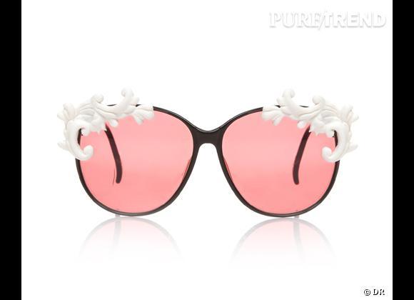 Sélection e-shopping de la semaine spécial lunettes de soleil !  www.openingceremony.us Lunettes de soleil Moo Piyasombatkul, environ 345 €.
