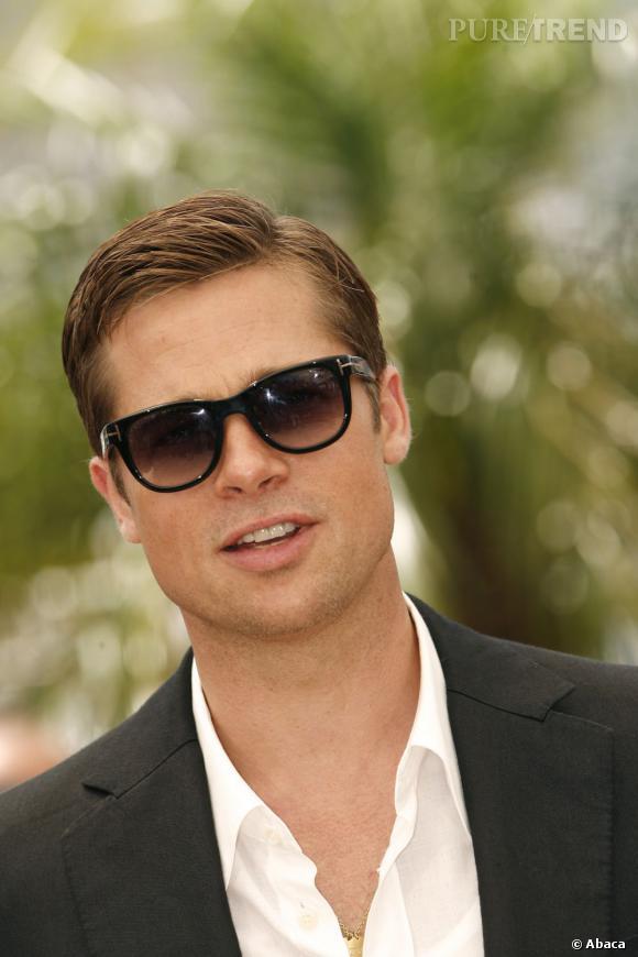 Brad Pitt, un sex-symbol mais un tombeur modéré.