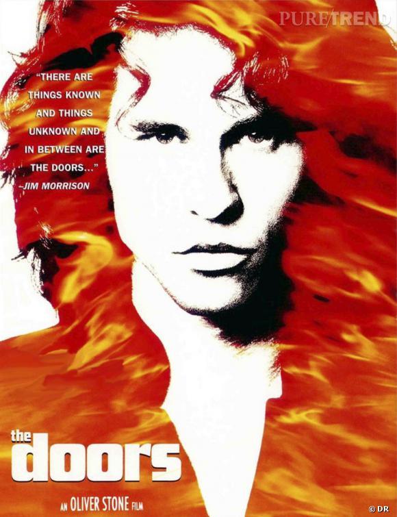 """Val Kilmer dans la peau de Jim Morrison dans """"The Doors""""."""