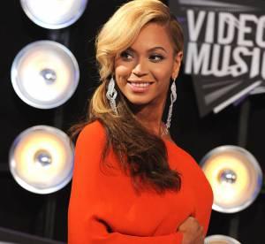 Le look du jour : Beyonce, enceinte et scintillante