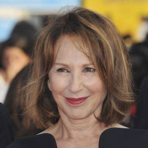 Nathalie Baye, toujours au top.