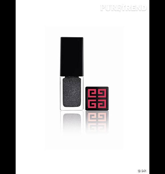 Les vernis de la rentrée      Vernis Please ! Givenchy, n°176 Noir Céleste,     Glitter, stronger, vaste...    Collection Nuit Céleste,  16.50 €
