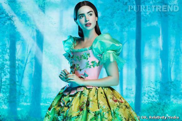 En 2011, Lily incarnera Blanche-Neige sur grand écran.
