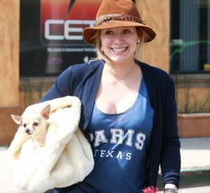 Hilary Duff, enceinte, et son nouveau compagnon