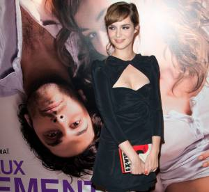 Louise Bourgoin VS Cécile Cassel : la robe Carven